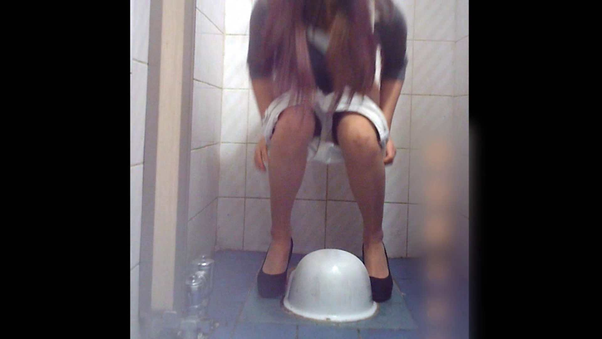 潜入!!韓国秘密のトイレ!Vol.10 女子トイレ のぞき濡れ場動画紹介 84画像 84