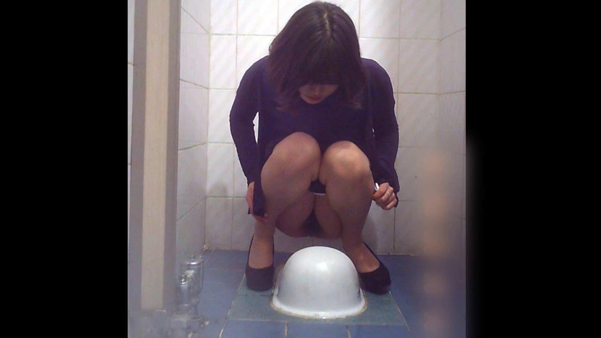 潜入!!韓国秘密のトイレ!Vol.12 女子トイレ   盗撮  70画像 31