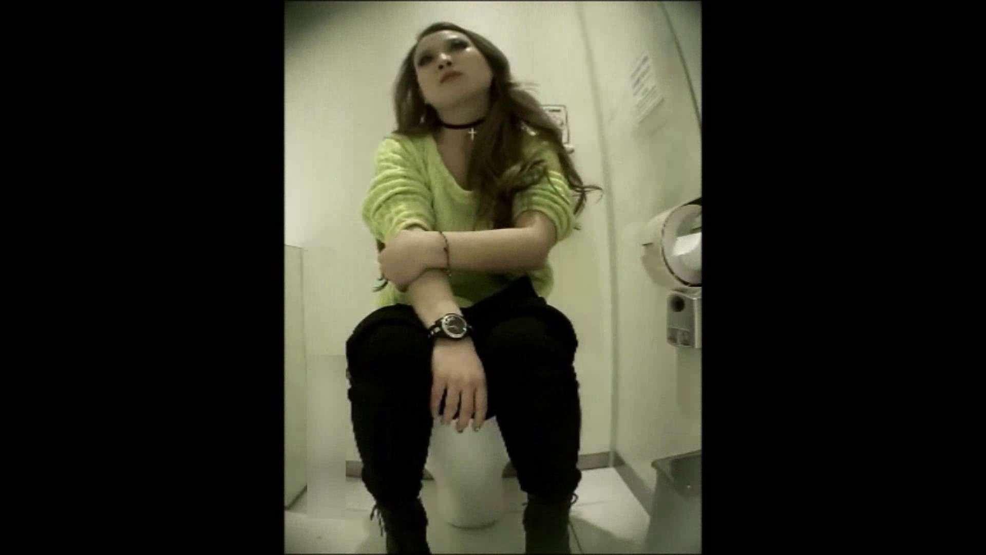 洗面所盗撮~隣の美人お姉さんVol.16 ギャルヌード のぞき動画画像 95画像 39