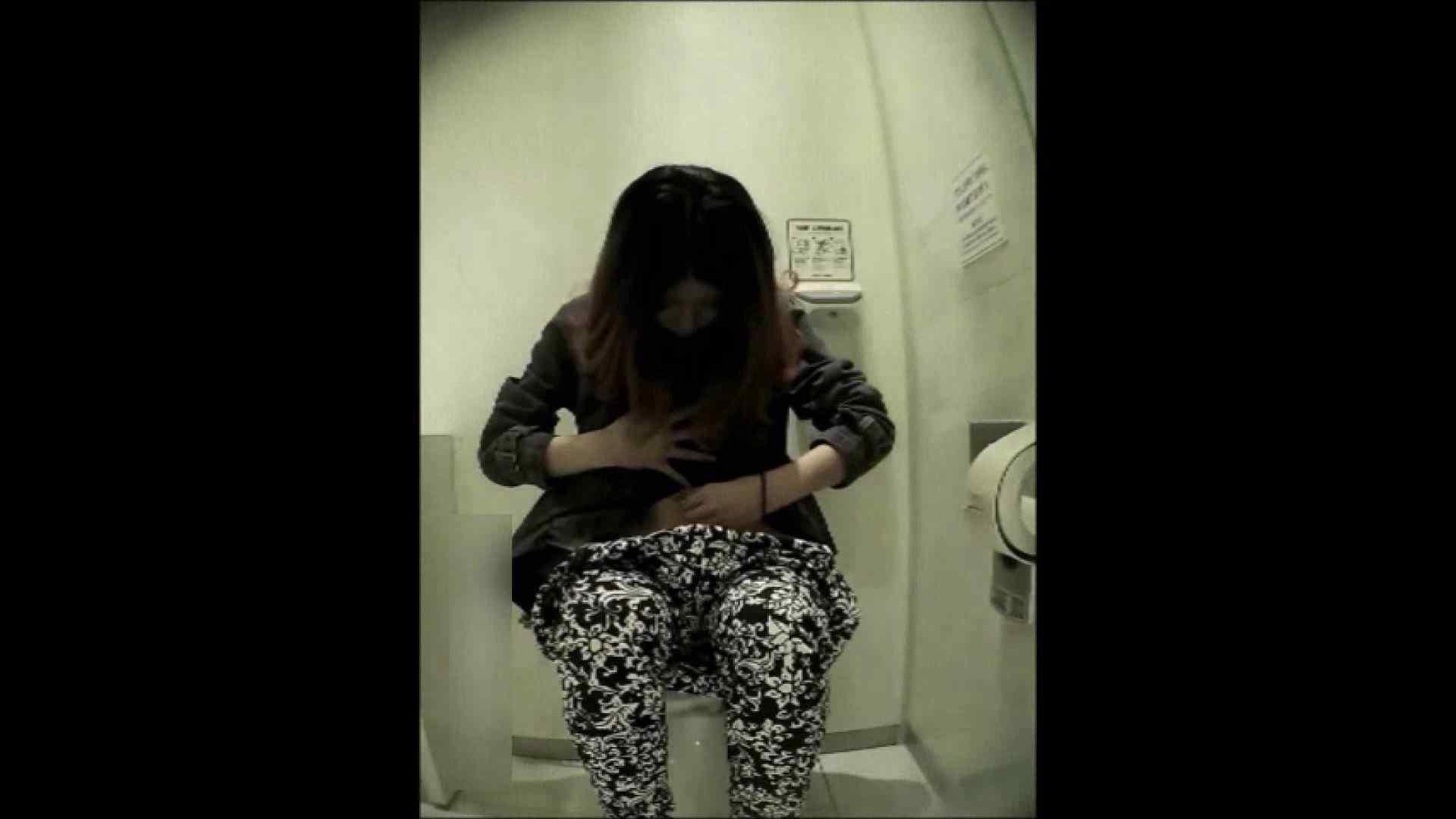 洗面所盗撮~隣の美人お姉さんVol.21 お漏らし 覗きスケベ動画紹介 88画像 69