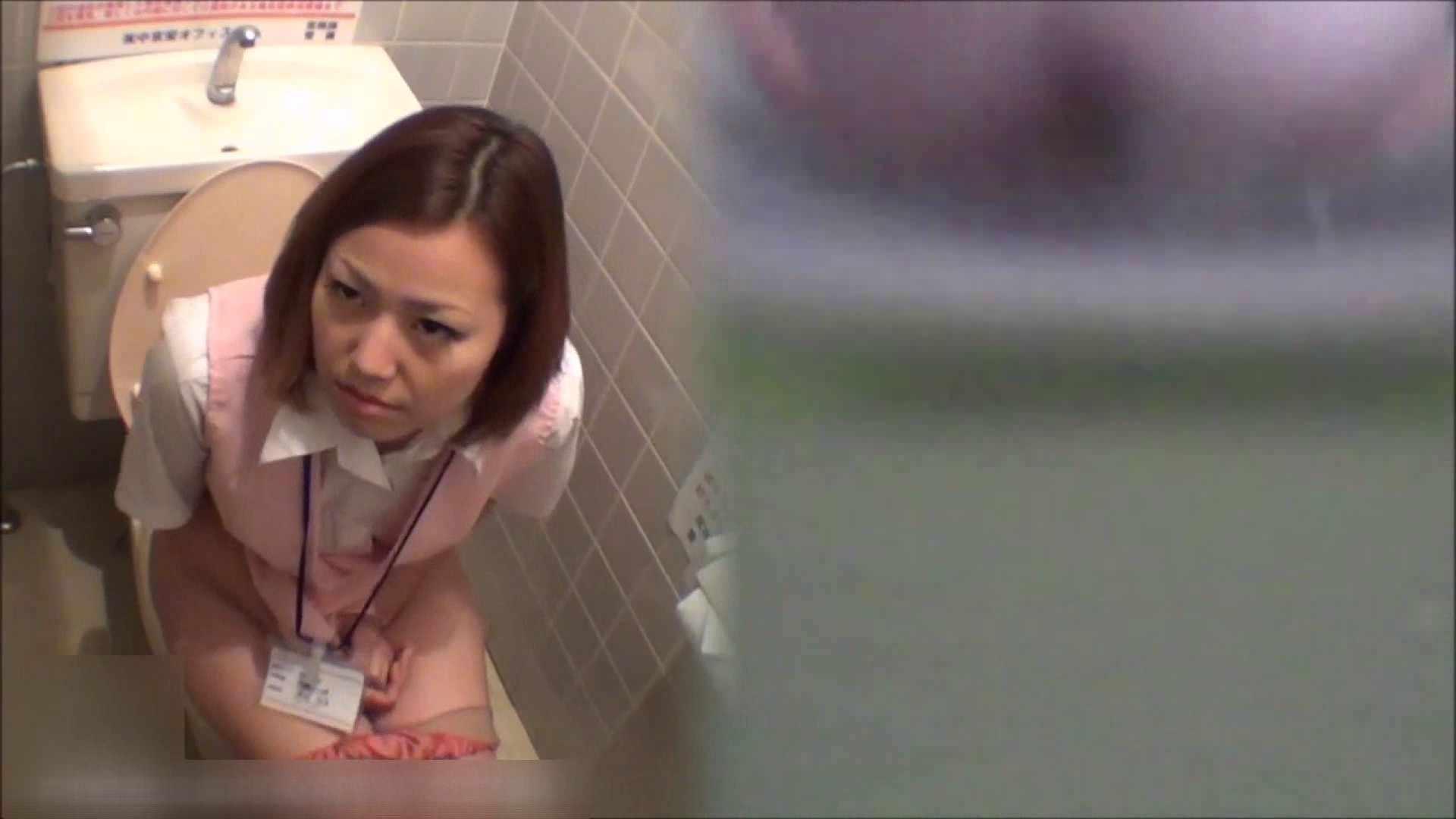 洗面所盗撮~隣の美人お姉さんVol.26 お漏らし 盗撮セックス無修正動画無料 55画像 41