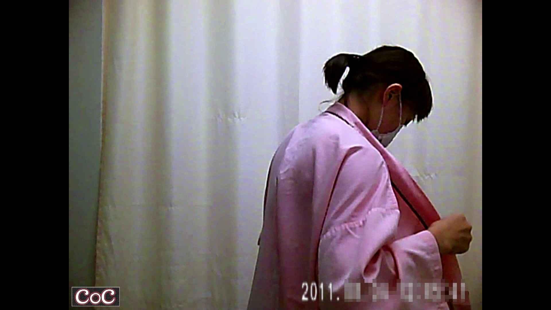 病院おもいっきり着替え! vol.10 乳首ポロリ 盗撮動画紹介 109画像 12