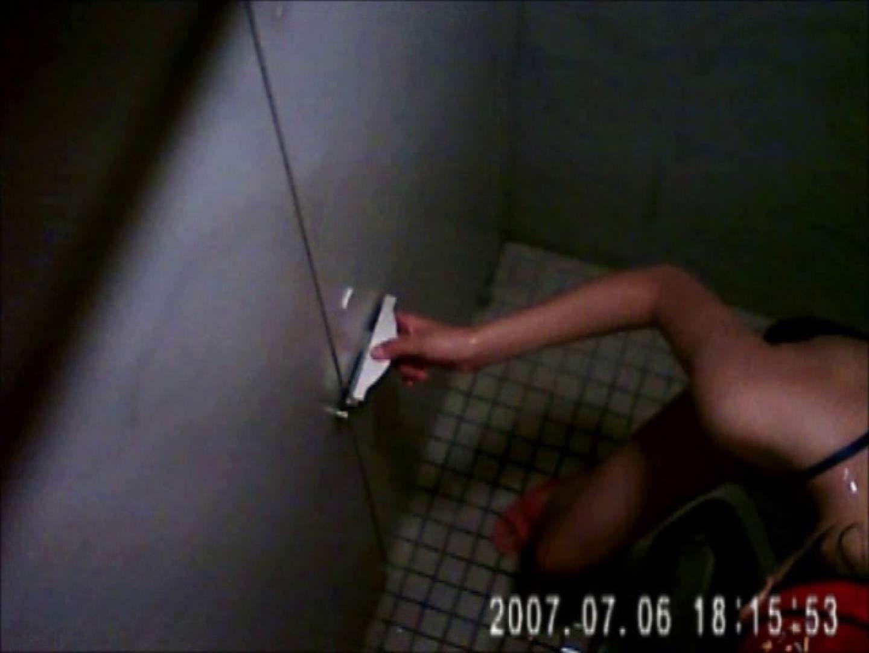 水着ギャル達への挑戦状!そこに罠がありますから!Vol.11 トイレ 盗撮ヌード画像 74画像 23