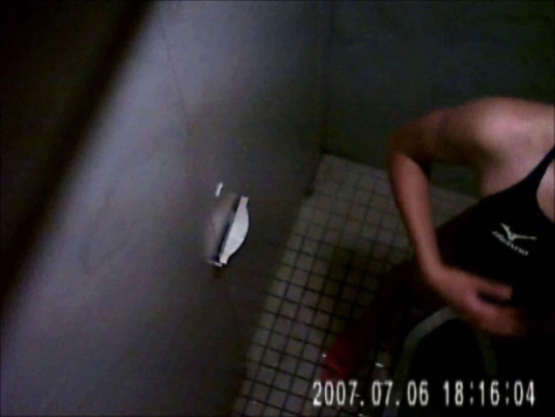 水着ギャル達への挑戦状!そこに罠がありますから!Vol.11 トイレ 盗撮ヌード画像 74画像 53