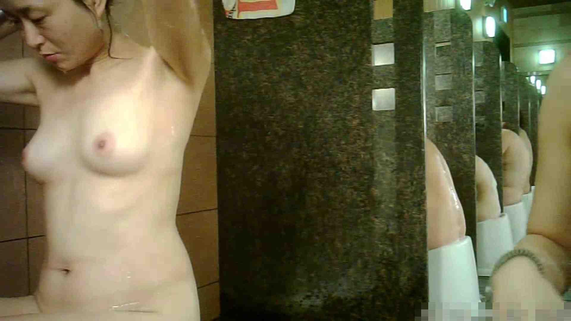 手を染めてしまった女性盗撮師の女風呂潜入記 vol.001 銭湯 覗き性交動画流出 48画像 6