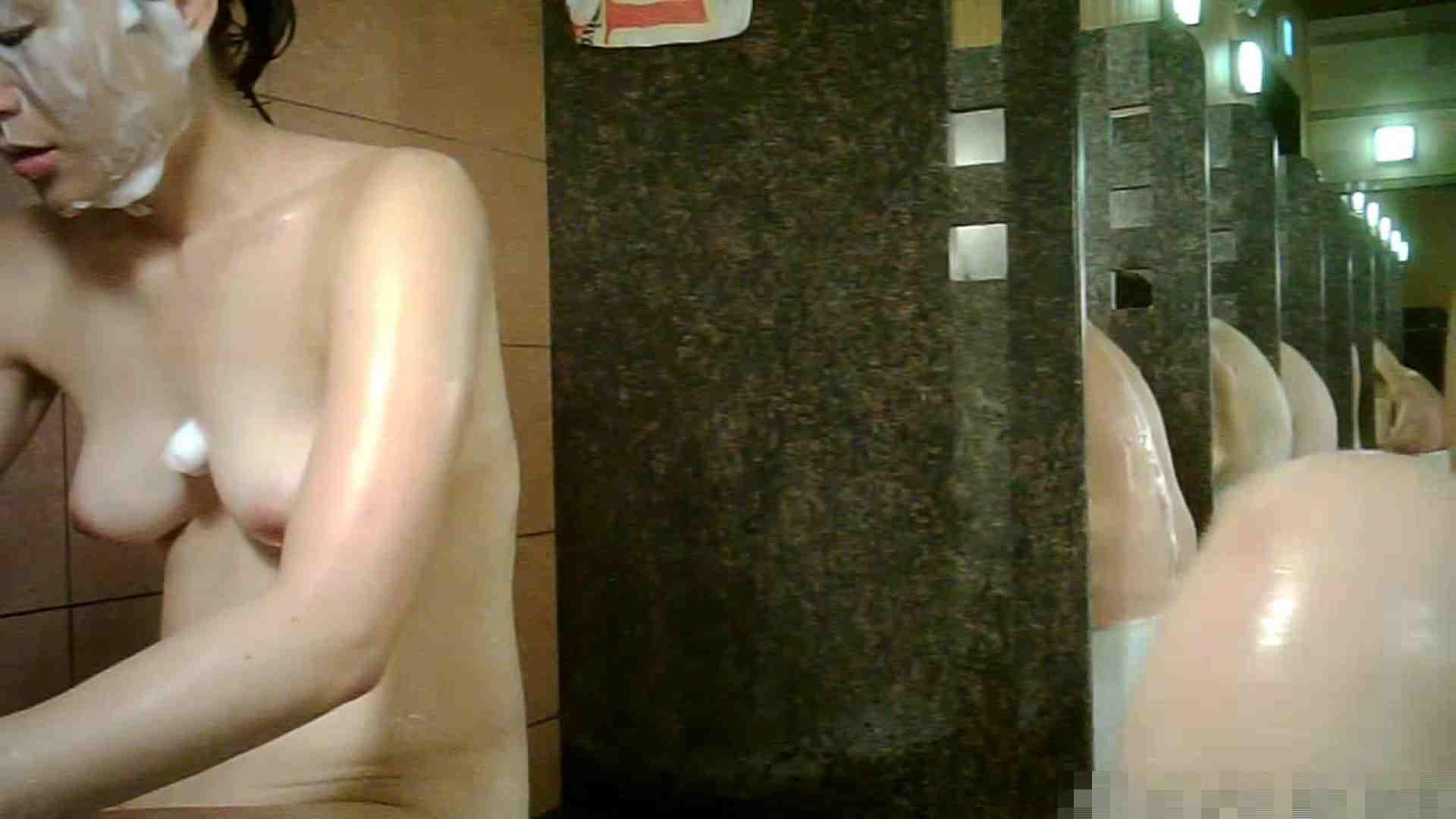 手を染めてしまった女性盗撮師の女風呂潜入記 vol.001 銭湯 覗き性交動画流出 48画像 48