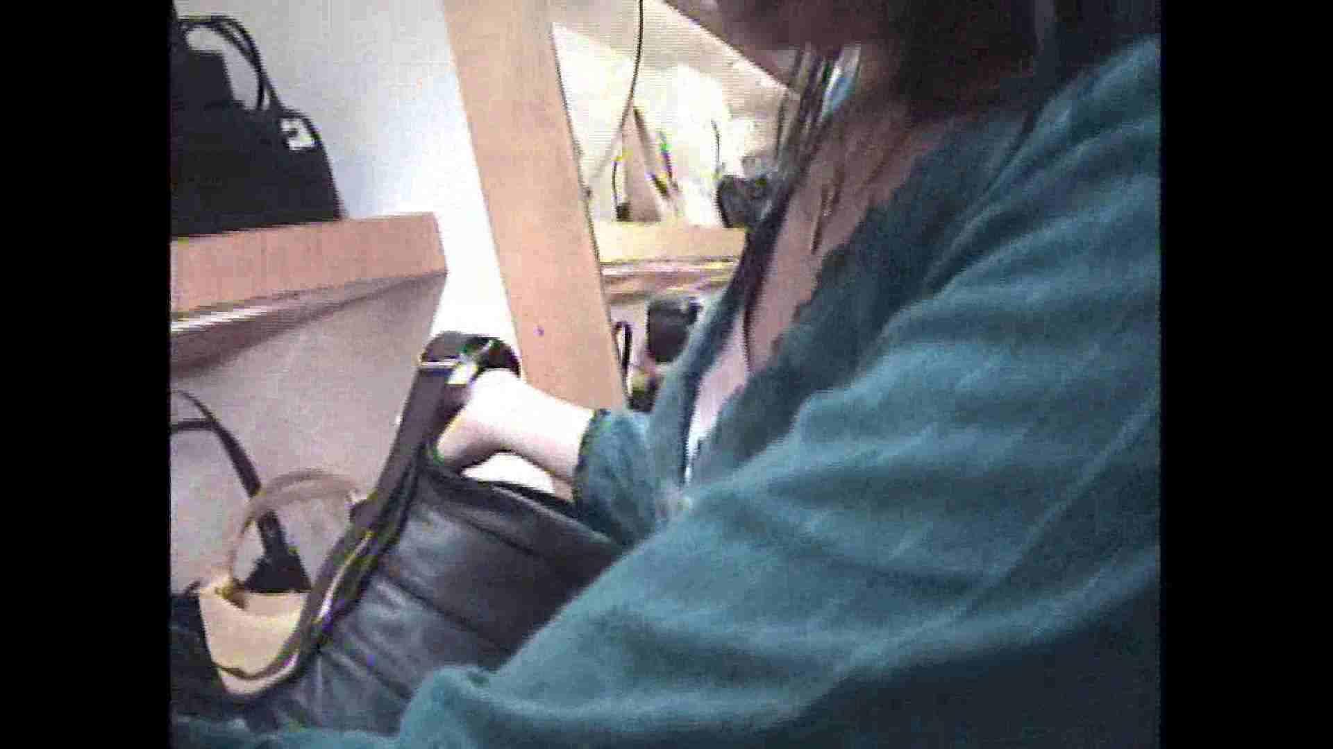 働く美女の谷間参拝 Vol.26 おっぱい 盗み撮りSEX無修正画像 89画像 53