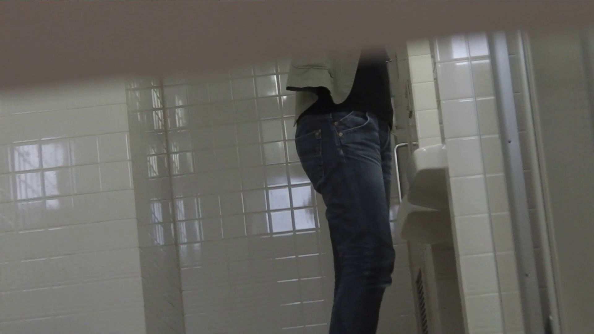 vol.09 命がけ潜伏洗面所! 残念!パンツについちゃいました。 プライベート 盗撮エロ画像 105画像 15