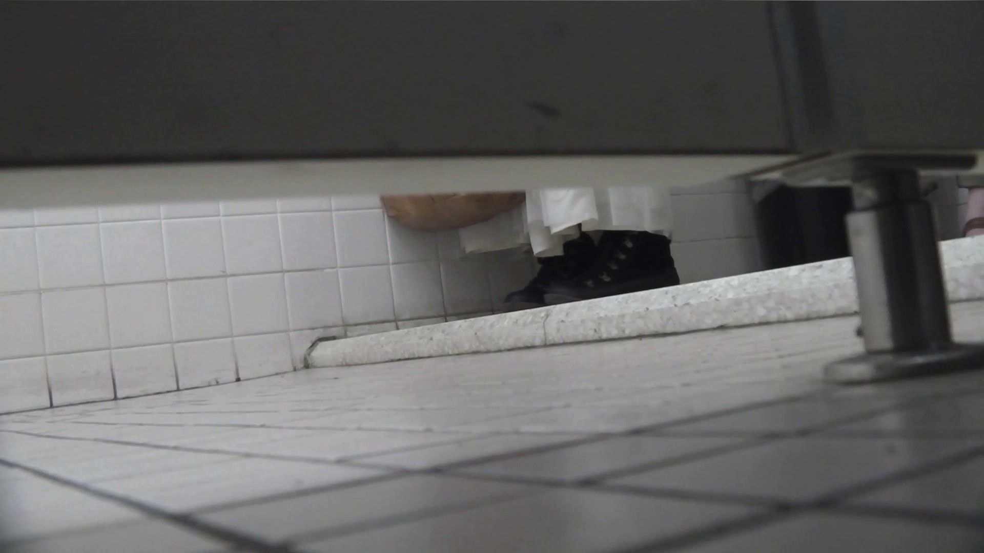 vol.09 命がけ潜伏洗面所! 残念!パンツについちゃいました。 OLセックス  105画像 32