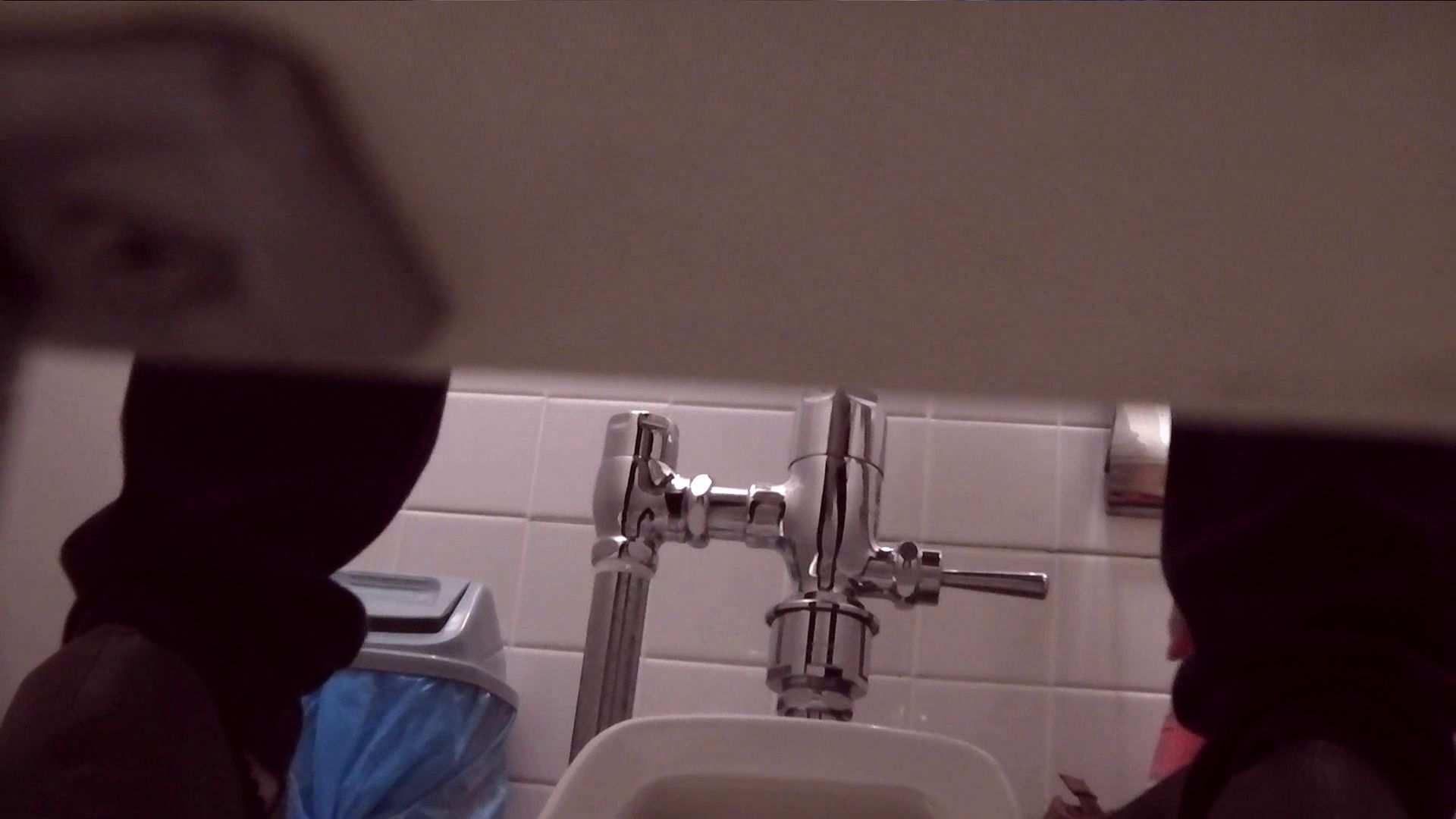 vol.15 命がけ潜伏洗面所! 肌荒れ注意報!! プライベート 隠し撮りすけべAV動画紹介 102画像 95