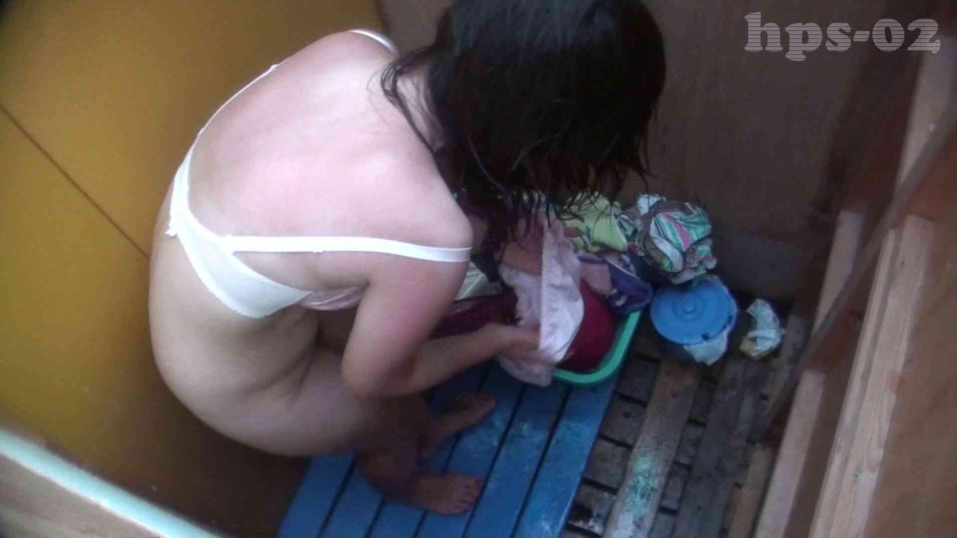 シャワールームは超!!危険な香りVol.2 カメラに目線をやるのですがまったく気が付きません。 シャワー | 高画質  53画像 37