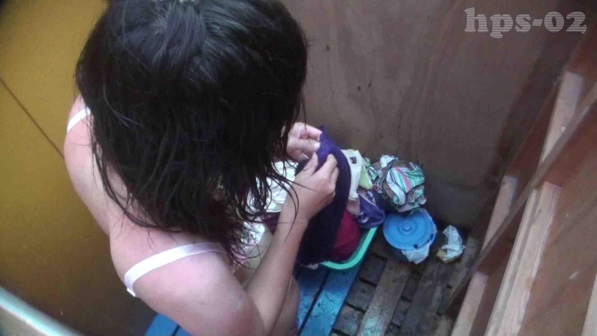 シャワールームは超!!危険な香りVol.2 カメラに目線をやるのですがまったく気が付きません。 シャワー | 高画質  53画像 43