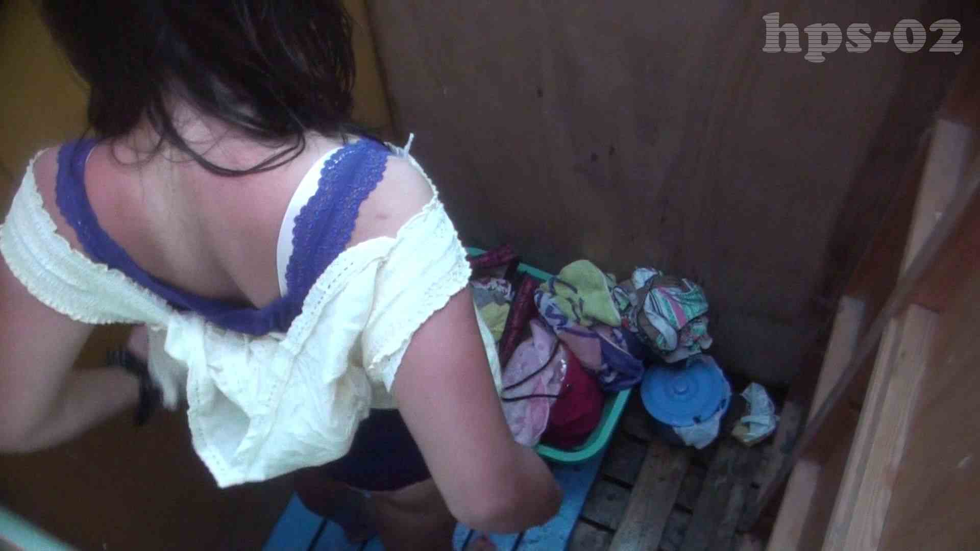 シャワールームは超!!危険な香りVol.2 カメラに目線をやるのですがまったく気が付きません。 OLセックス 隠し撮りオマンコ動画紹介 53画像 50