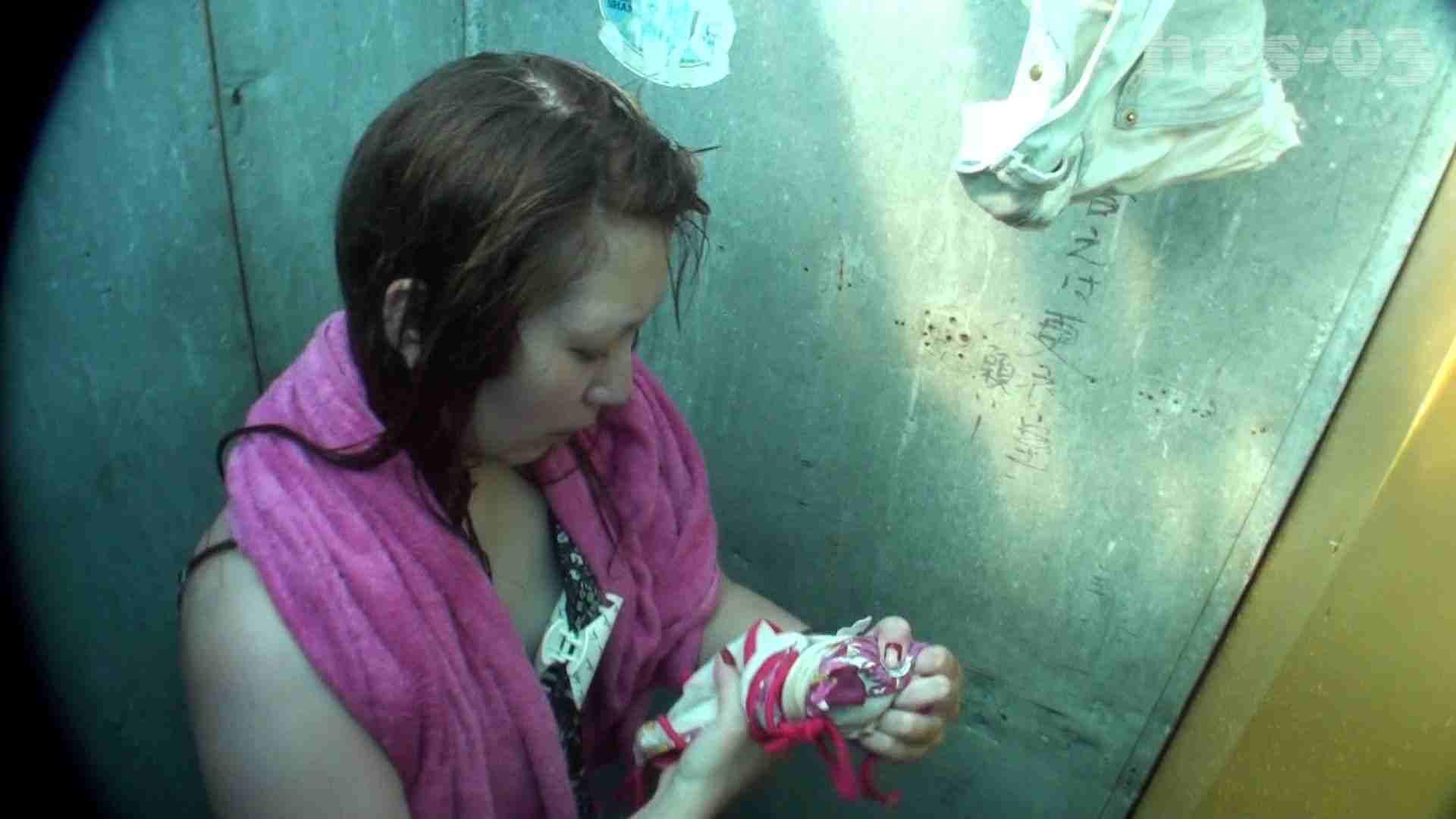 シャワールームは超!!危険な香りVol.3 ハートのタトゥーちょっとプヨってます。 シャワー  103画像 21