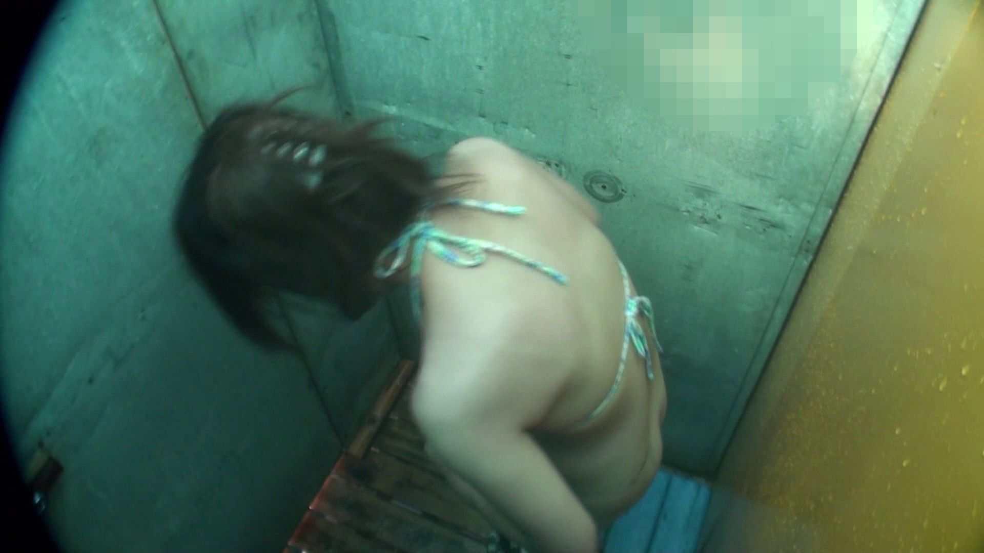 シャワールームは超!!危険な香りVol.15 残念ですが乳首未確認 マンコの砂は入念に 高画質 盗撮アダルト動画キャプチャ 51画像 4