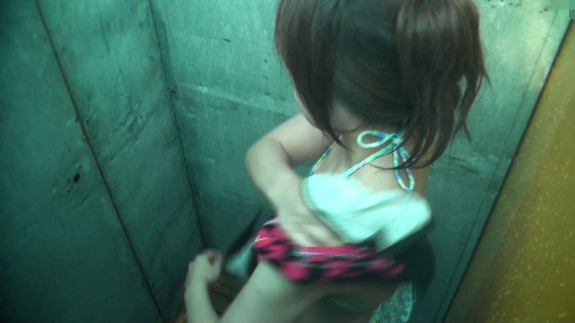 シャワールームは超!!危険な香りVol.15 残念ですが乳首未確認 マンコの砂は入念に OLセックス 覗きスケベ動画紹介 51画像 7
