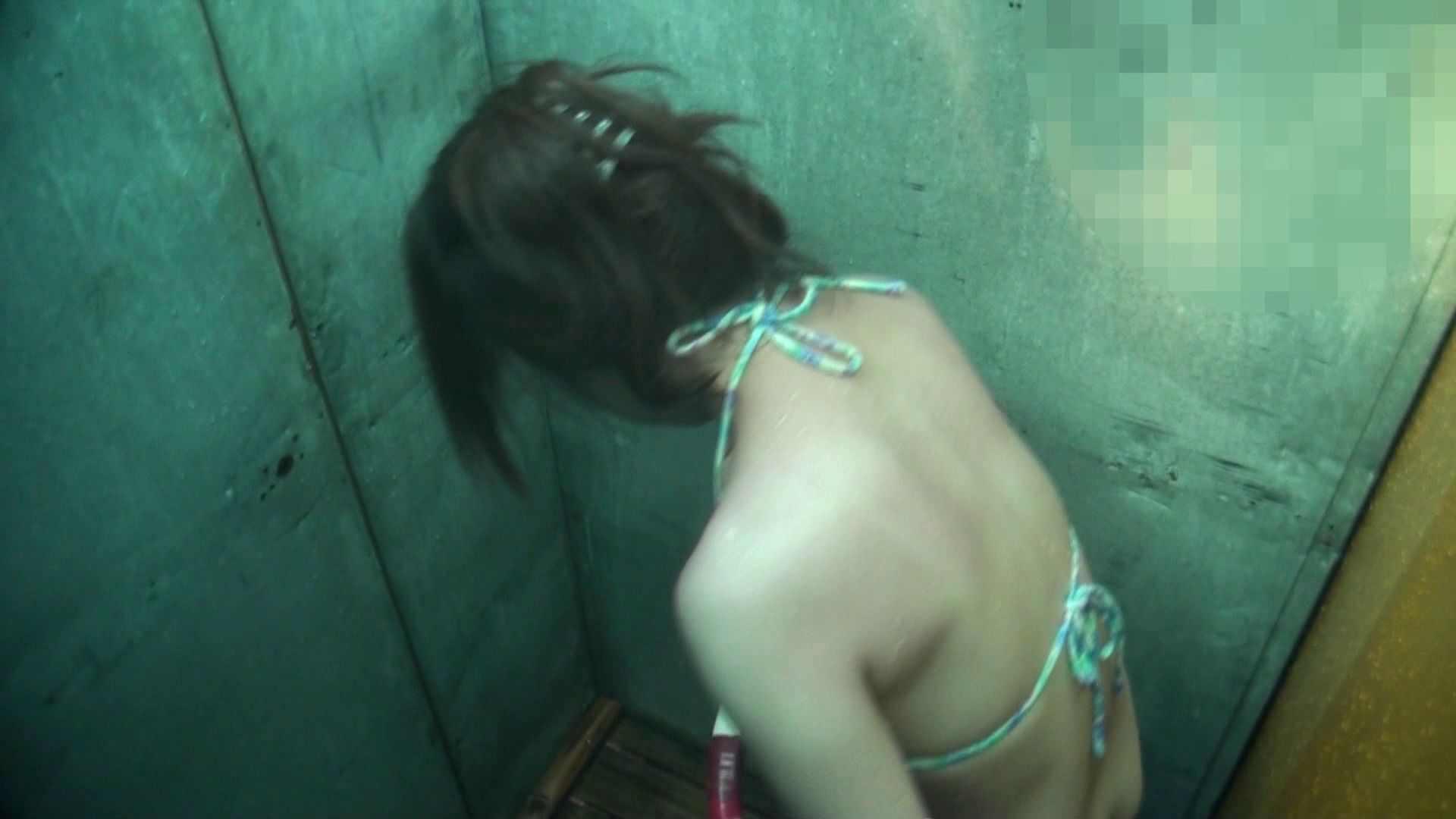 シャワールームは超!!危険な香りVol.15 残念ですが乳首未確認 マンコの砂は入念に 高画質 盗撮アダルト動画キャプチャ 51画像 19