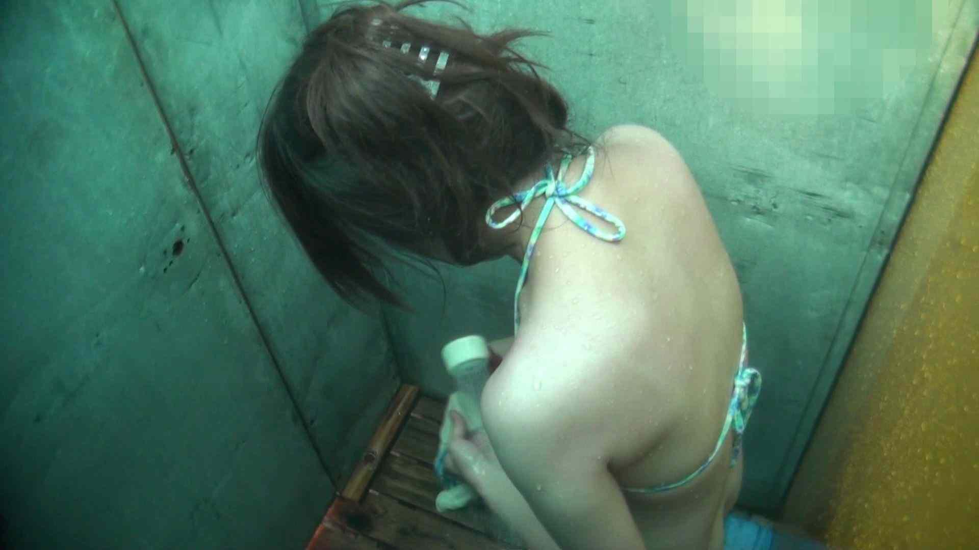 シャワールームは超!!危険な香りVol.15 残念ですが乳首未確認 マンコの砂は入念に OLセックス 覗きスケベ動画紹介 51画像 22