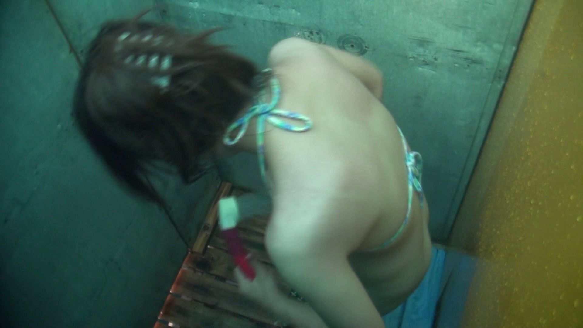 シャワールームは超!!危険な香りVol.15 残念ですが乳首未確認 マンコの砂は入念に 高画質 盗撮アダルト動画キャプチャ 51画像 29