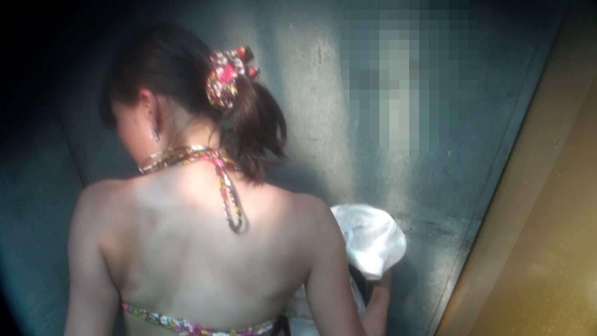 シャワールームは超!!危険な香りVol.16 意外に乳首は年増のそれ 乳首ポロリ  108画像 20