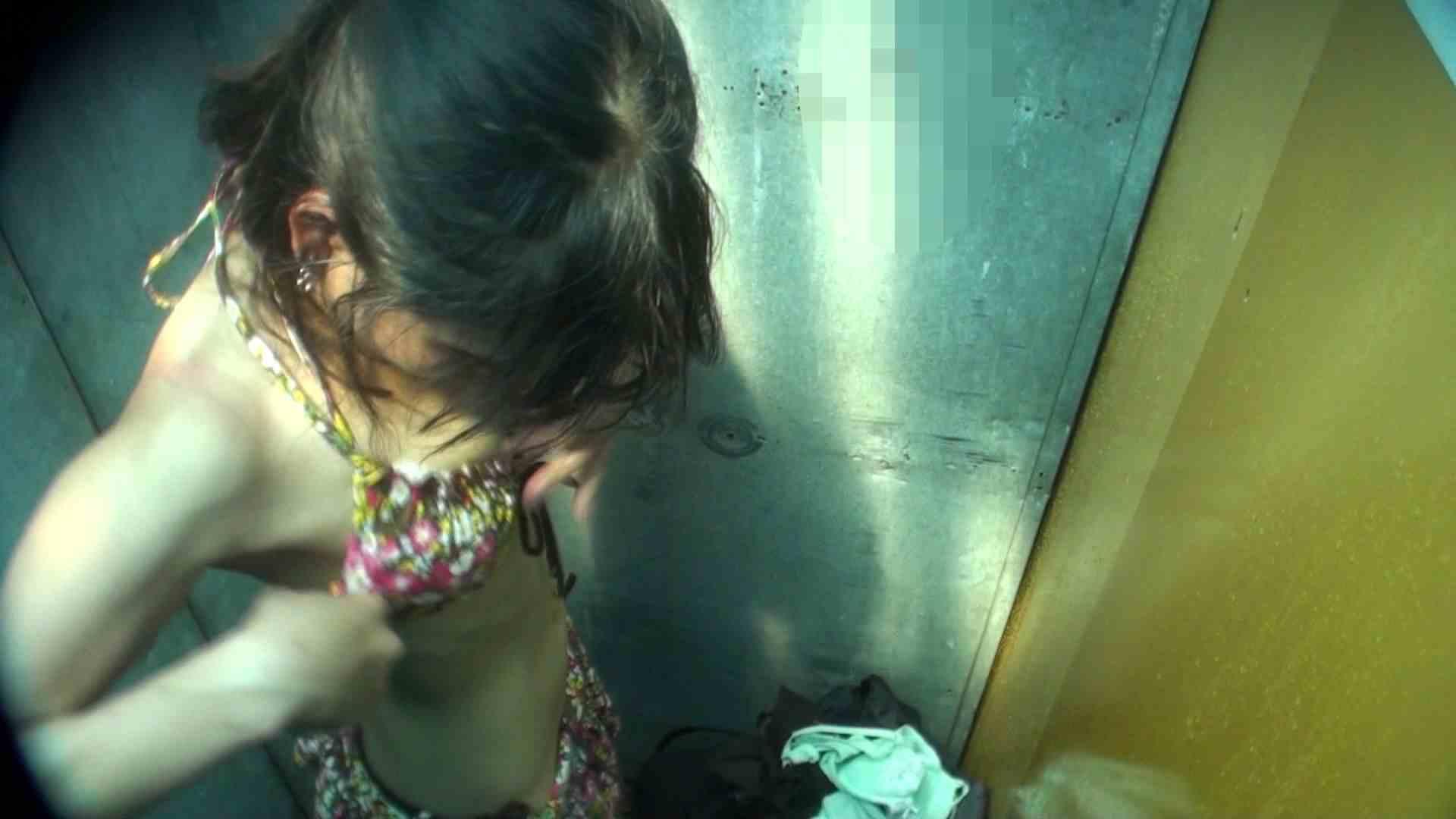 シャワールームは超!!危険な香りVol.16 意外に乳首は年増のそれ 乳首ポロリ  108画像 48