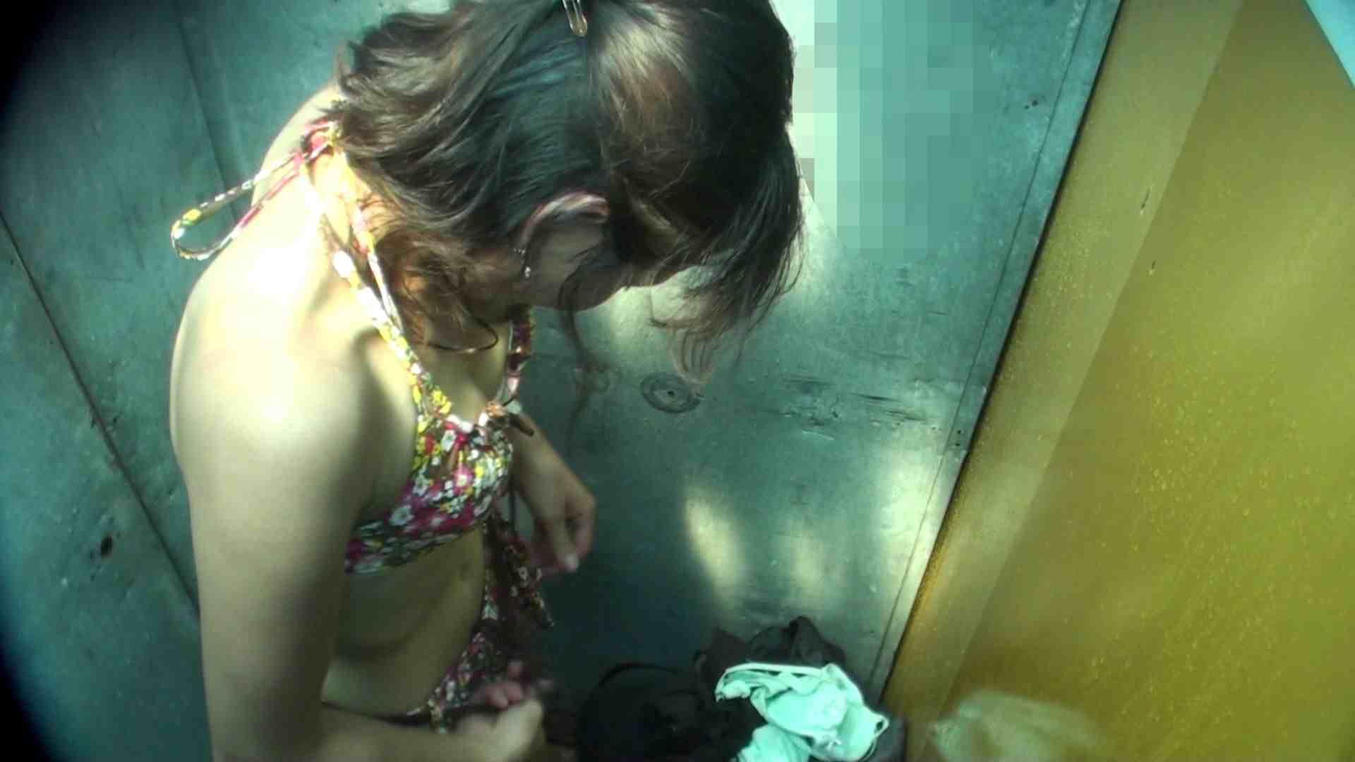 シャワールームは超!!危険な香りVol.16 意外に乳首は年増のそれ 乳首ポロリ  108画像 52