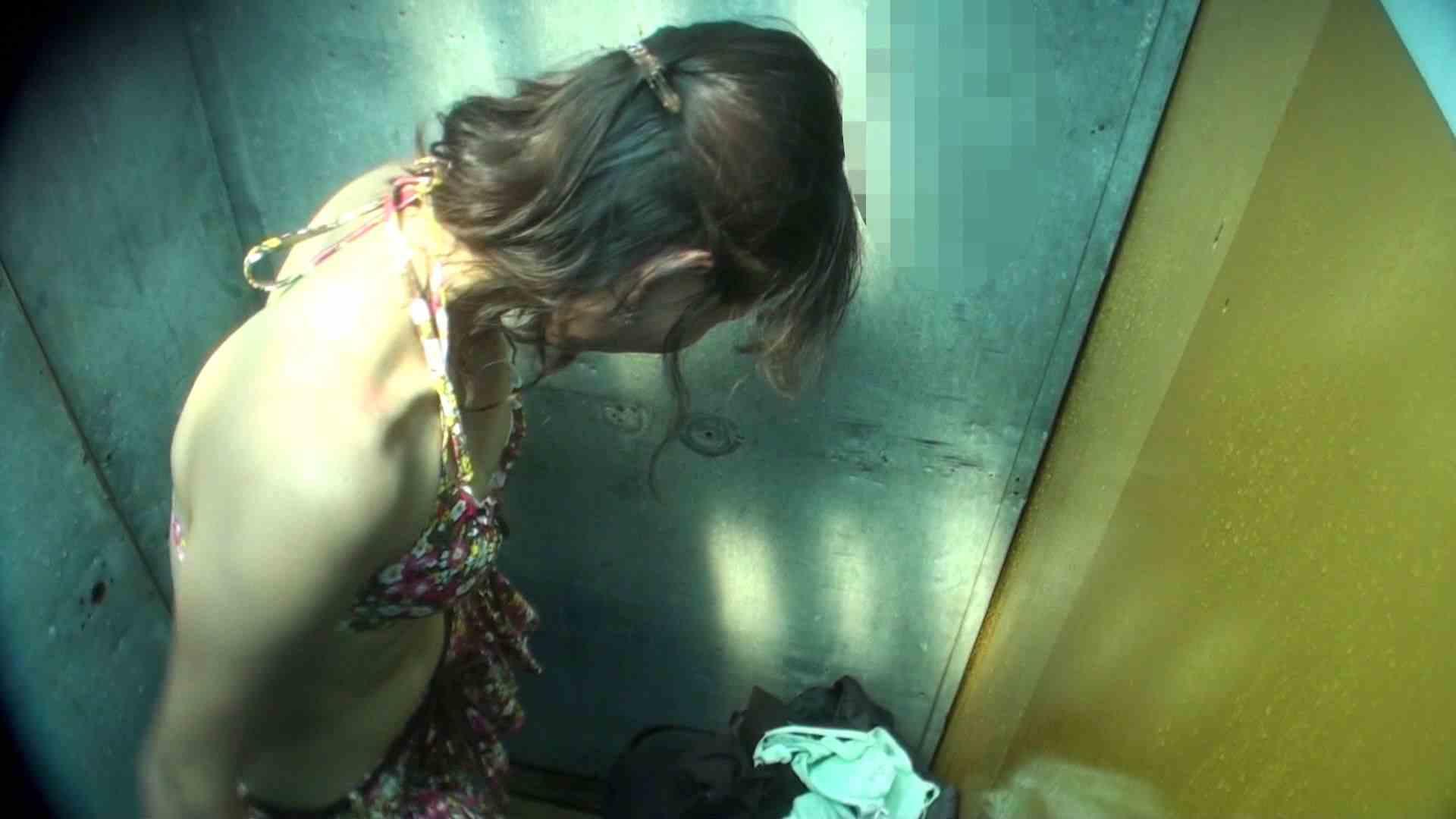シャワールームは超!!危険な香りVol.16 意外に乳首は年増のそれ 乳首ポロリ  108画像 56