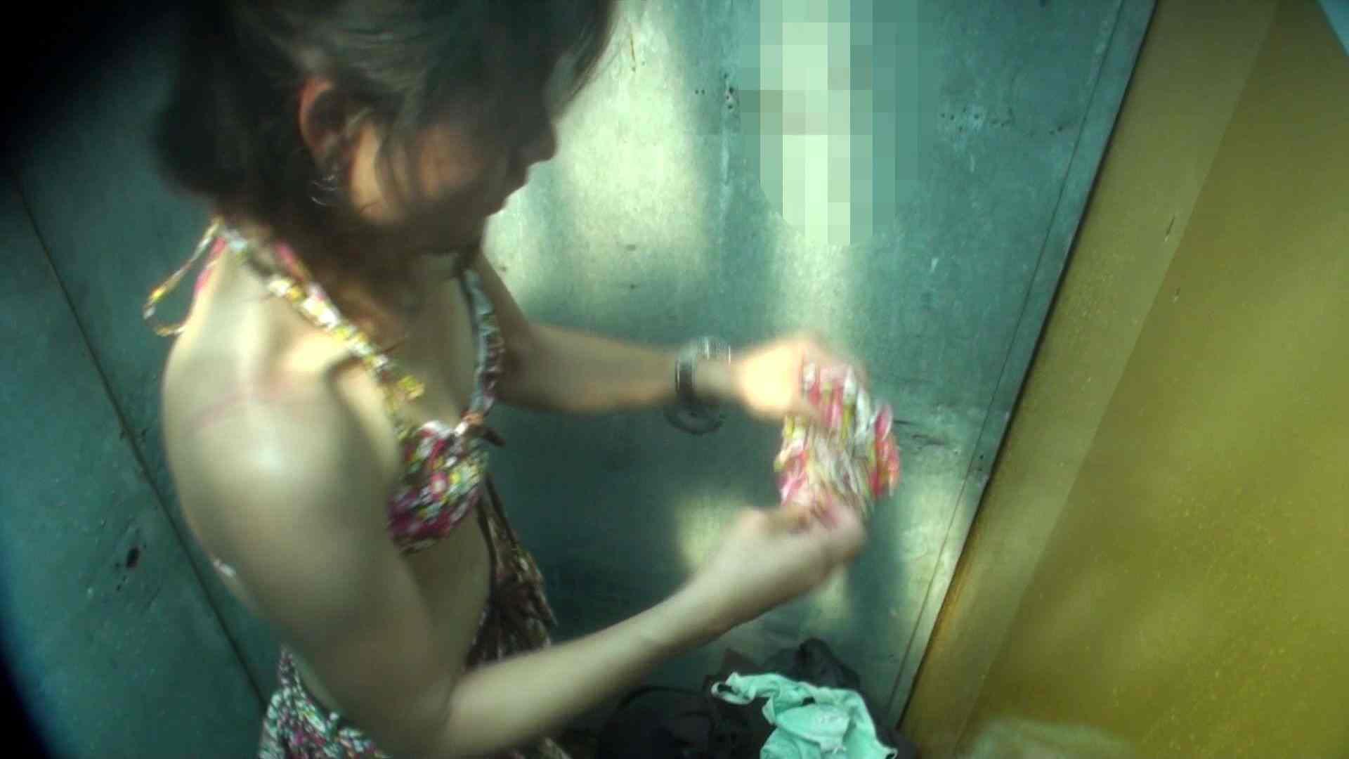 シャワールームは超!!危険な香りVol.16 意外に乳首は年増のそれ 乳首ポロリ  108画像 60