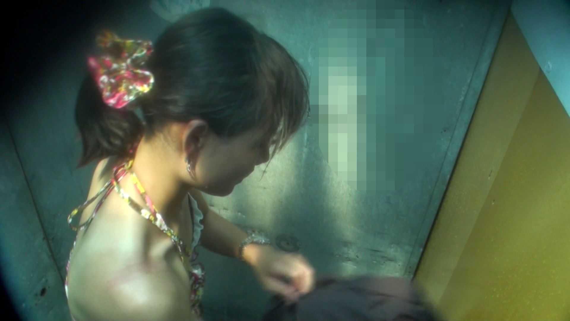 シャワールームは超!!危険な香りVol.16 意外に乳首は年増のそれ 高画質 覗きスケベ動画紹介 108画像 86