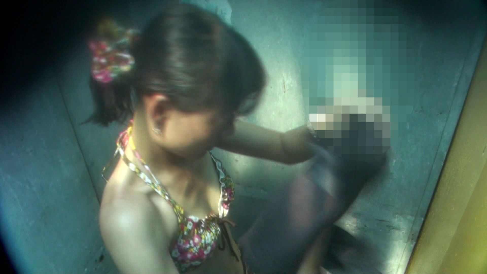 シャワールームは超!!危険な香りVol.16 意外に乳首は年増のそれ 乳首ポロリ | OLセックス  108画像 93