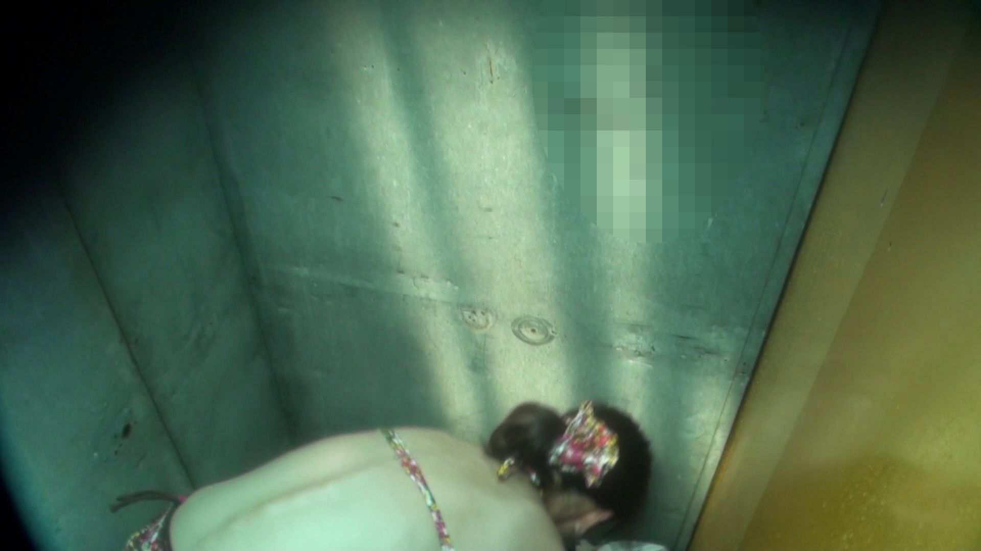 シャワールームは超!!危険な香りVol.16 意外に乳首は年増のそれ 乳首ポロリ  108画像 108