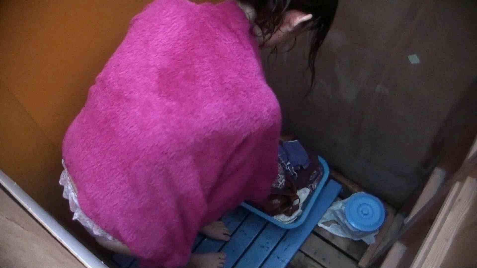 シャワールームは超!!危険な香りVol.29 こっちを向いて欲しい貧乳姉さん OLセックス  69画像 4