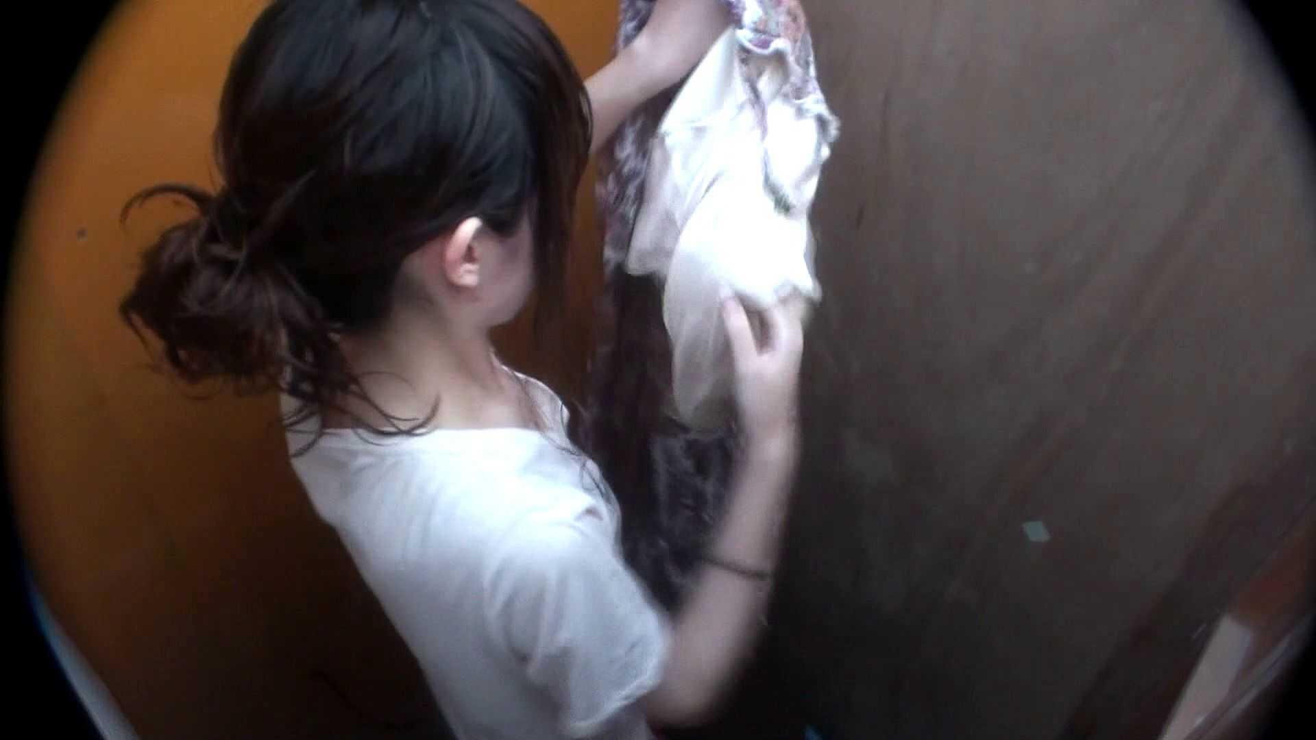 シャワールームは超!!危険な香りVol.29 こっちを向いて欲しい貧乳姉さん 高画質 のぞき動画画像 69画像 6