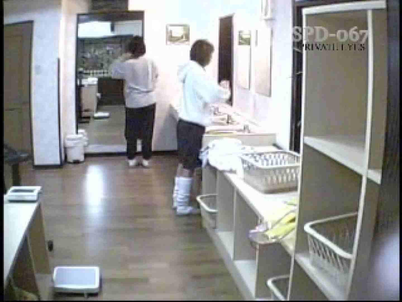 無修正エロ動画 SPD-067 脱衣所から洗面所まで ピープフォックス(盗撮狐)