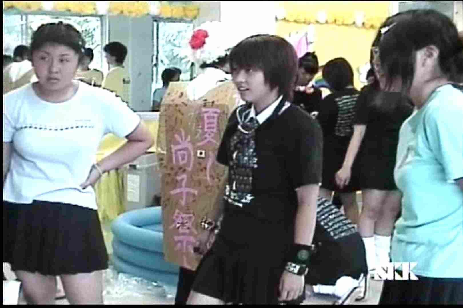 無修正エロ動画|学園祭の女の子達Vol.1|ピープフォックス(盗撮狐)