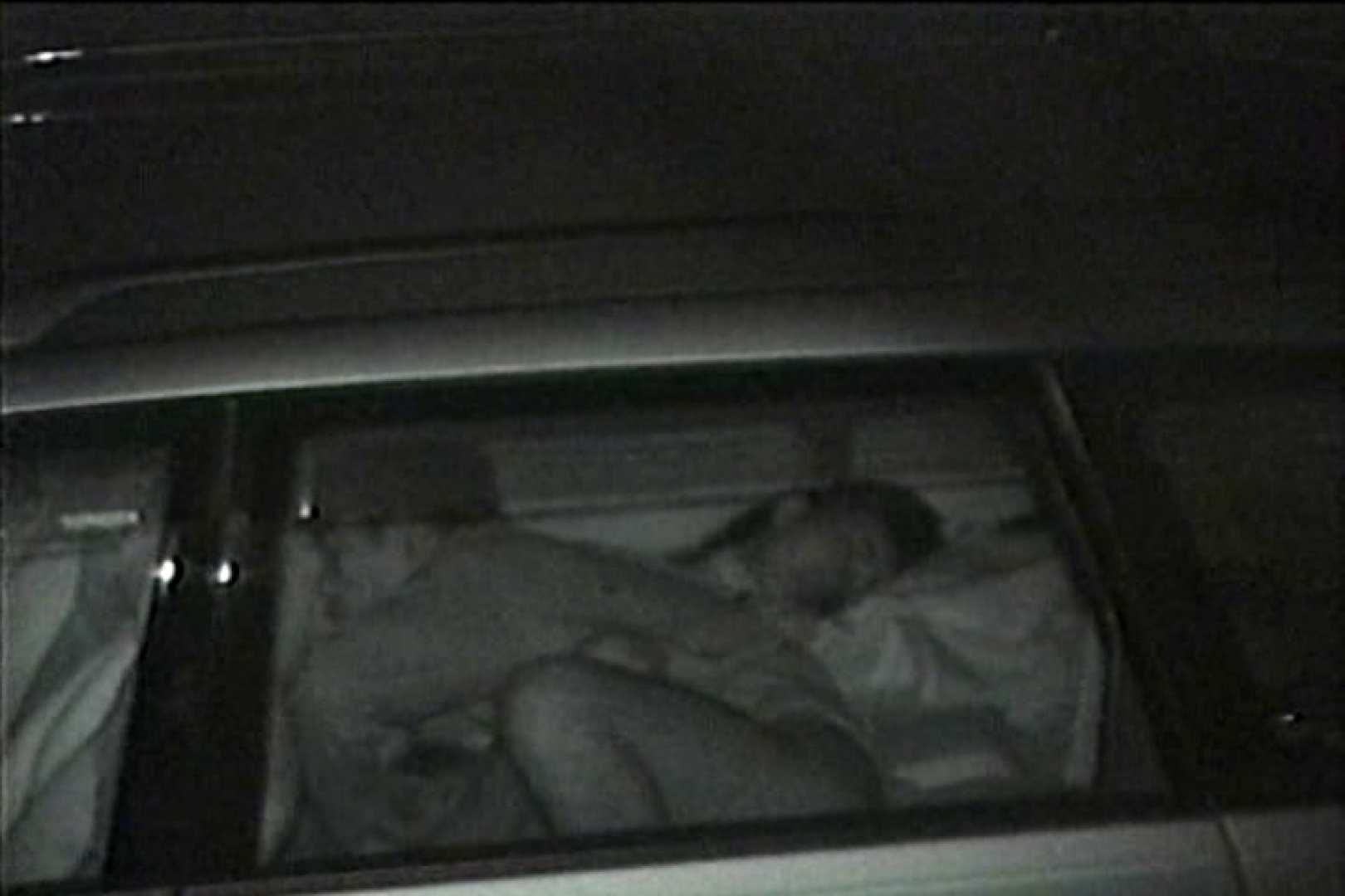 車の中はラブホテル 無修正版  Vol.7 カーセックス 性交動画流出 81画像 55