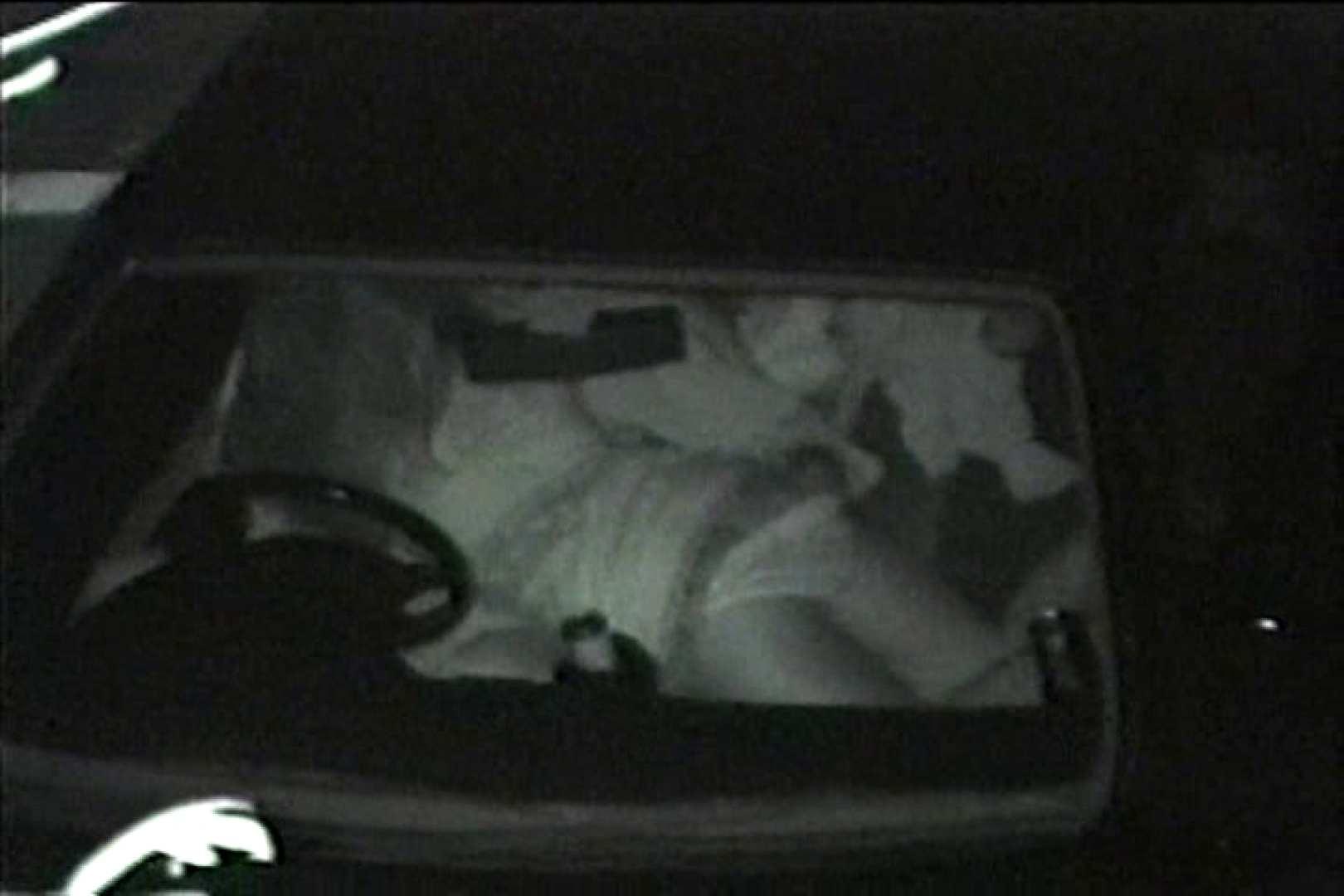 車の中はラブホテル 無修正版  Vol.7 カーセックス 性交動画流出 81画像 71