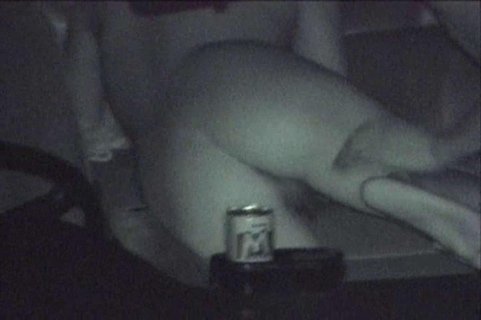 車の中はラブホテル 無修正版  Vol.21 赤外線 盗撮ワレメ無修正動画無料 109画像 83