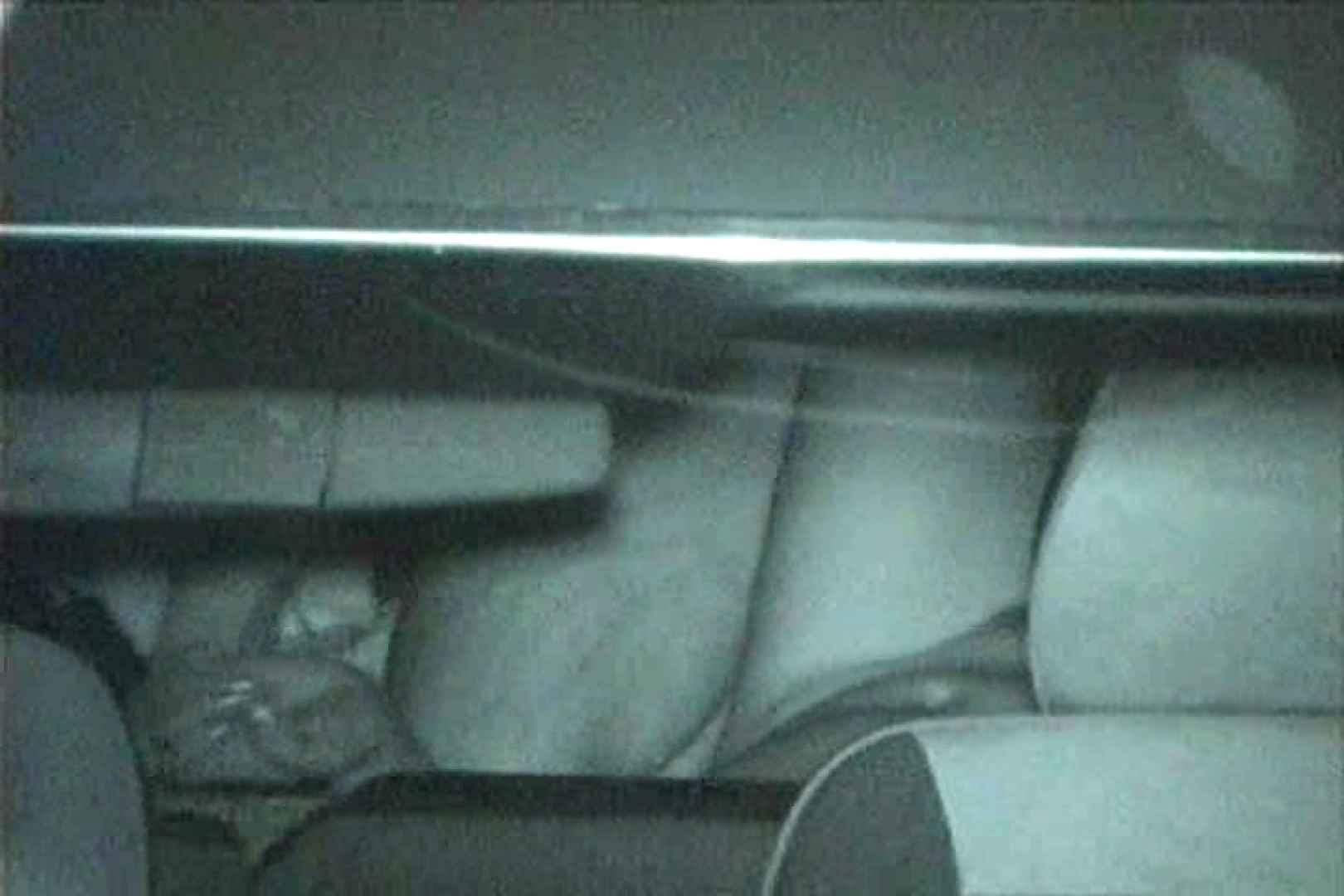 車の中はラブホテル 無修正版  Vol.24 素人エロ投稿 SEX無修正画像 48画像 34