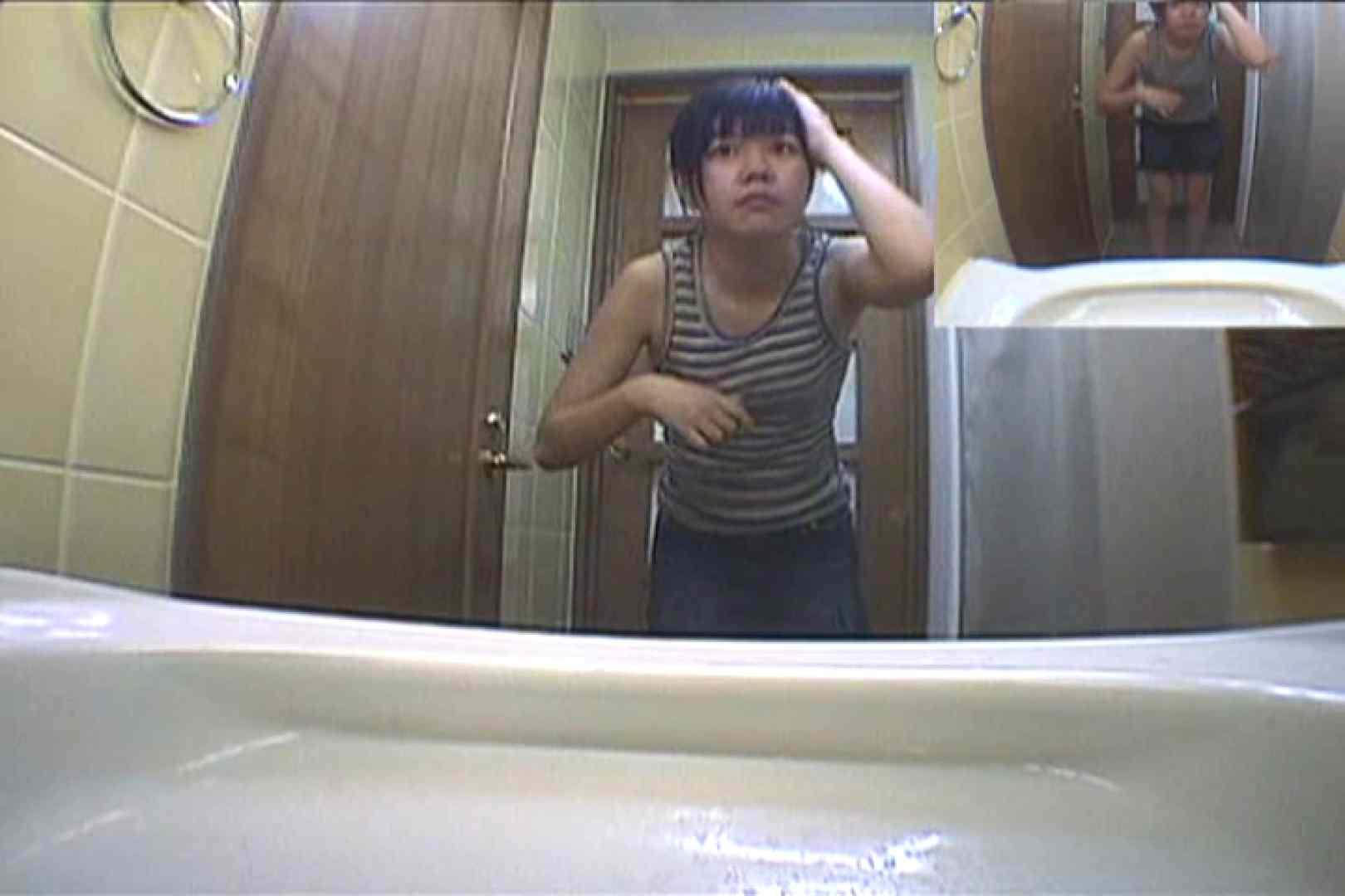 水着ギャルびっくり!! 洗面所盗撮Vol.10 シャワー 盗み撮り動画キャプチャ 106画像 90