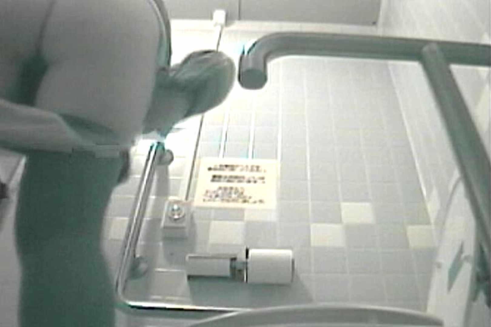 電波盗撮洗面所スキーVol.1 洗面所 盗み撮り動画キャプチャ 76画像 65