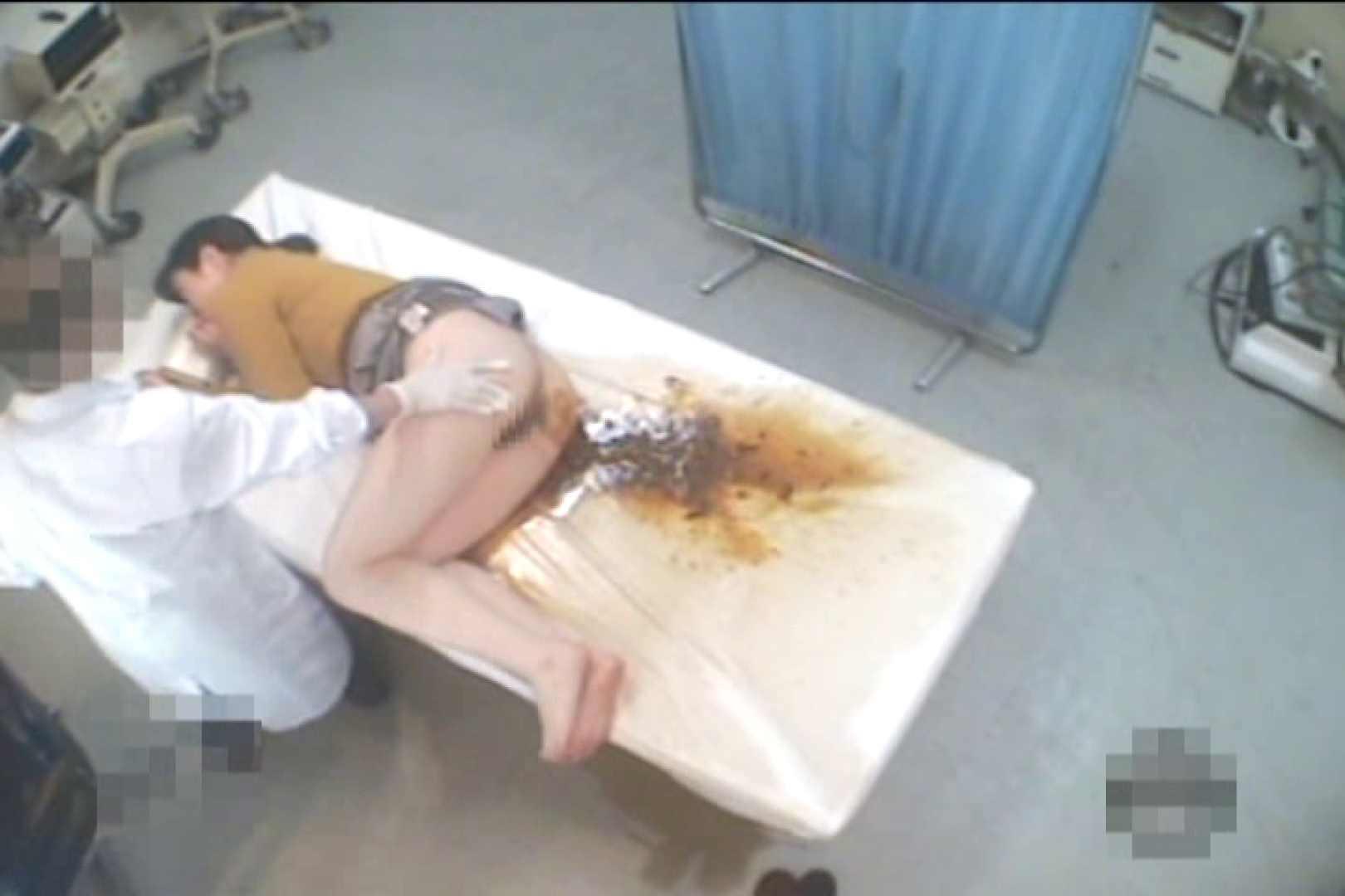 逆噴射病院 肛門科Vol.6 洗面所 覗き性交動画流出 100画像 23