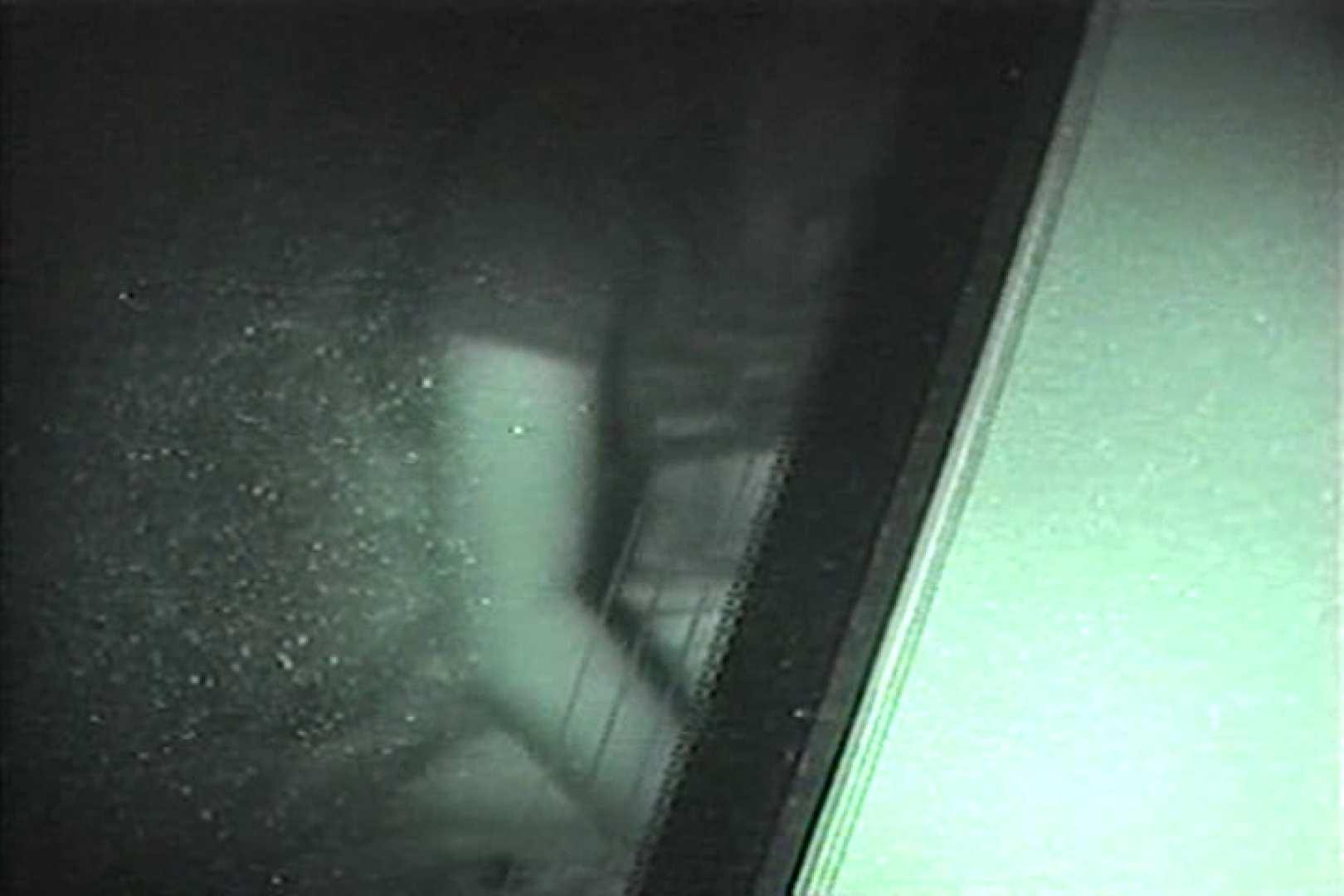 MASAさんの待ち伏せ撮り! 赤外線カーセックスVol.11 喘ぎ 覗きおまんこ画像 81画像 16