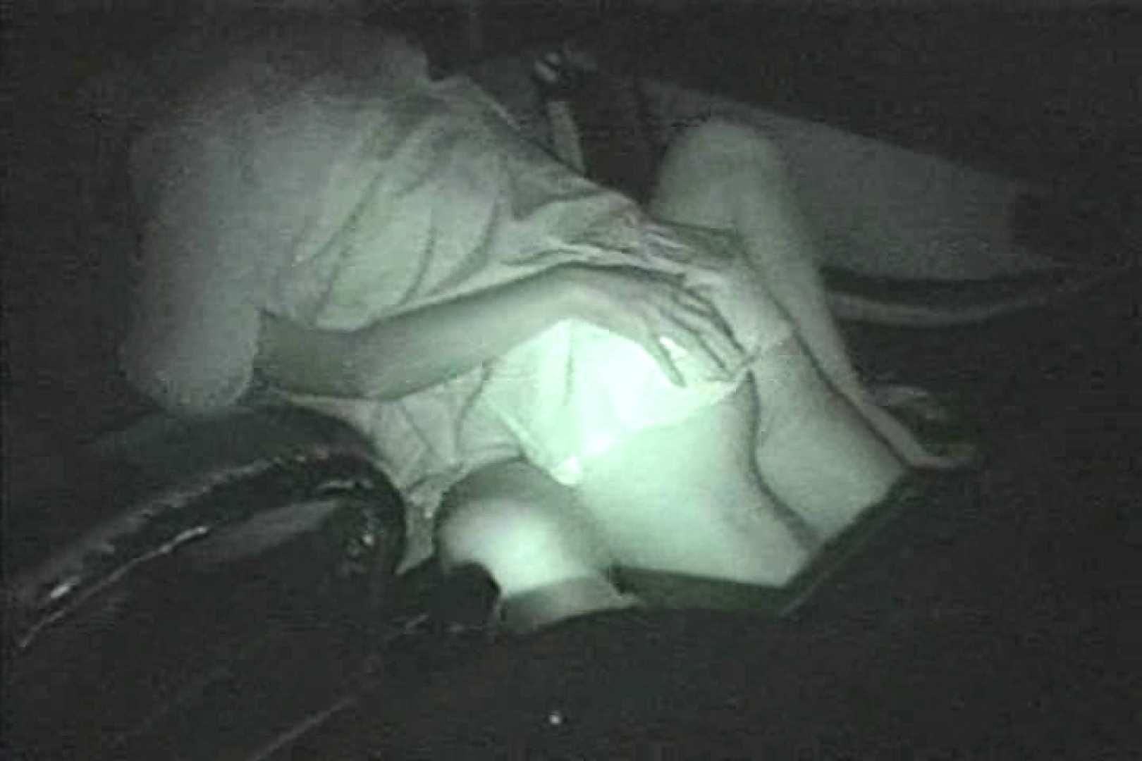 MASAさんの待ち伏せ撮り! 赤外線カーセックスVol.11 喘ぎ 覗きおまんこ画像 81画像 79