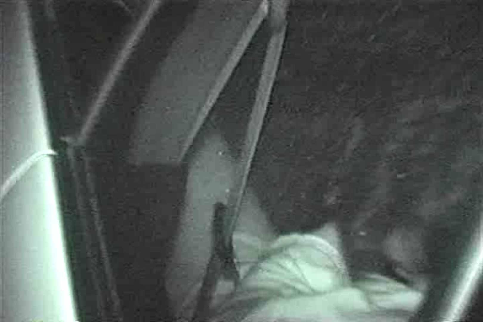 MASAさんの待ち伏せ撮り! 赤外線カーセックスVol.14 赤外線 | 車  107画像 28