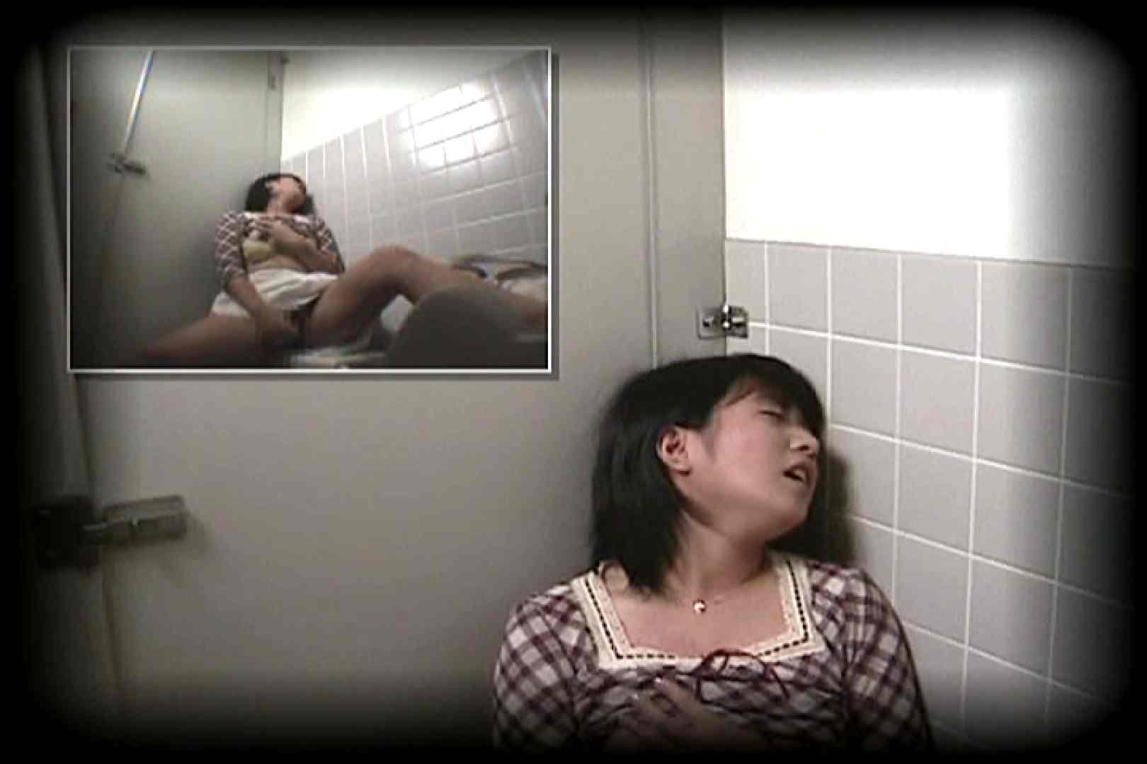 無修正エロ動画|自慰天国女子洗面所Vol.1|ピープフォックス(盗撮狐)