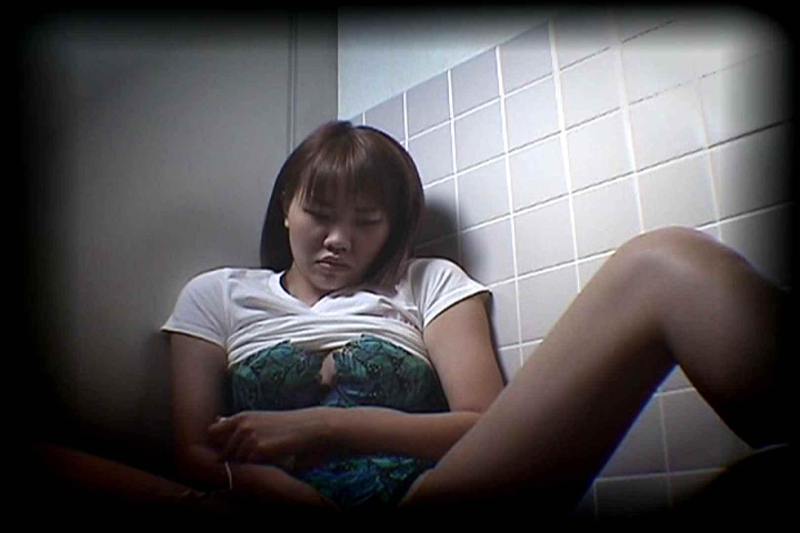 自慰天国女子洗面所Vol.8 乳首ポロリ   オナニーする女性たち  89画像 73