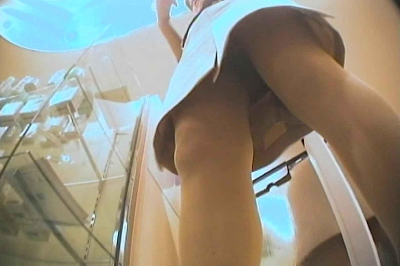 デパートローアングル徘徊 靴カメ盗撮Vol.5 ギャルヌード | 盗撮  54画像 13