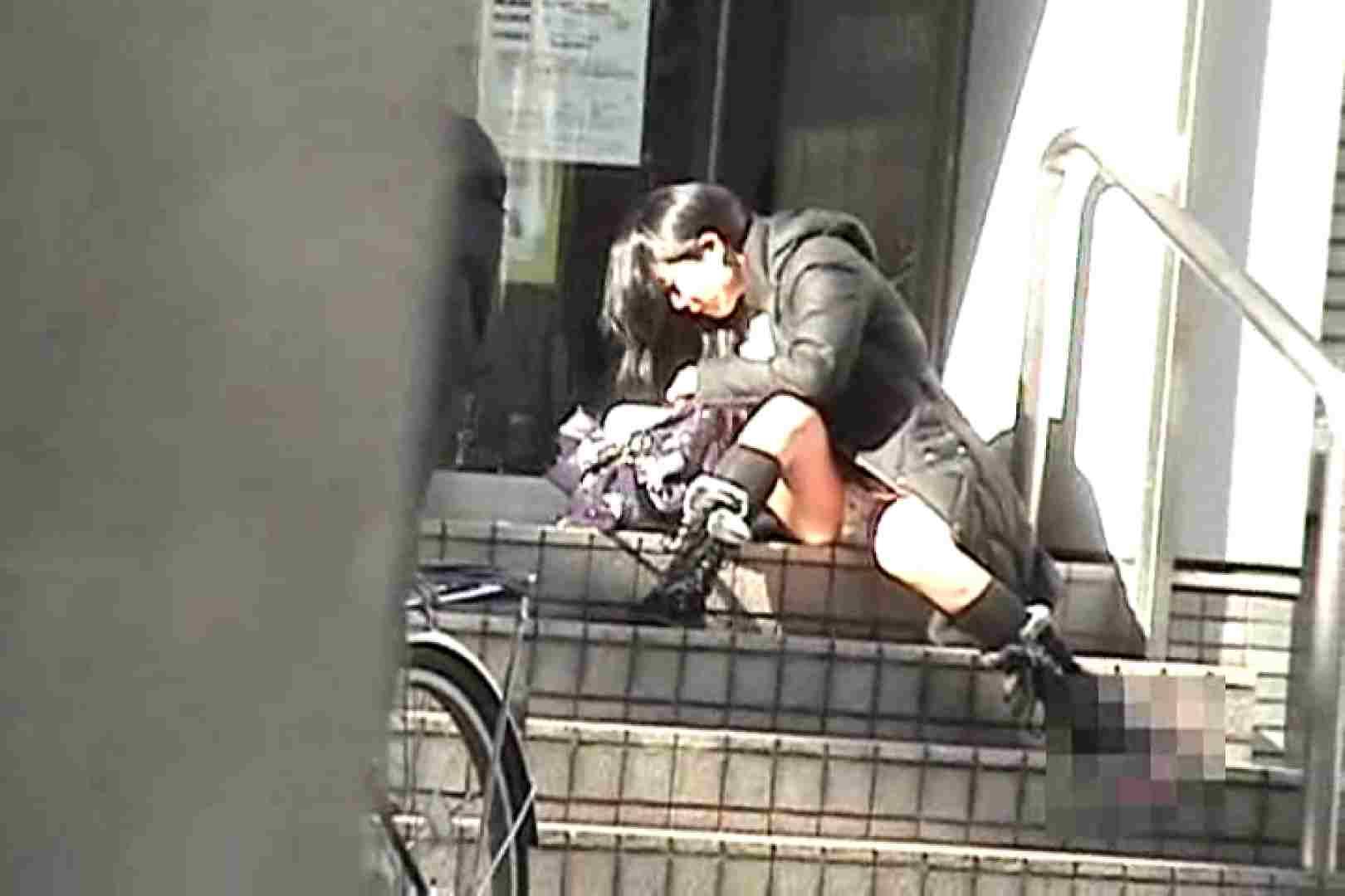 マンチラインパクトVol.6 ミニスカート 覗きワレメ動画紹介 78画像 29
