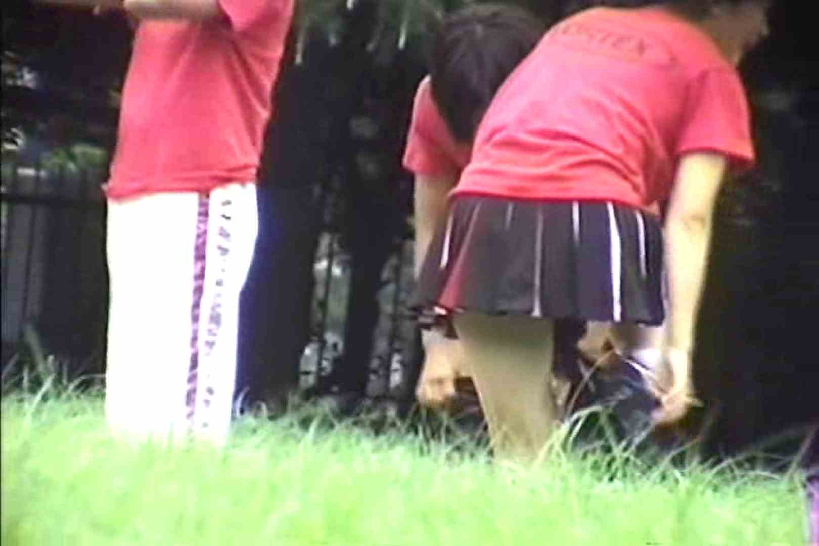 無修正エロ動画|禁断の盗撮 チアリーダー4 アンスコ・青春の汗&着替え覗きKM16|ピープフォックス(盗撮狐)